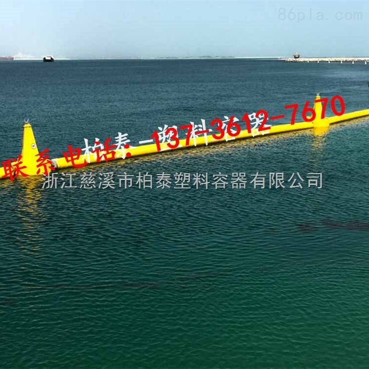 佳木斯河道构造组合式塑料浮筒