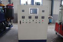 亿双林聚氨酯汽车冷藏箱保温填充高压发泡机