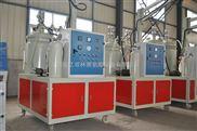 亿双林聚氨酯PU空调保温板低压发泡机