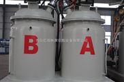 亿双林聚氨酯腰托发泡机 生产机械设备厂家