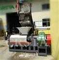 全套LDPE回收地膜破碎清洗加工生产线