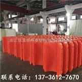 河道抽沙管浮体塑料浮筒厂家