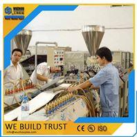 PVC塑钢扣板机械