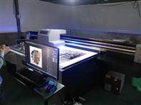 广东4D电视背景墙亚克力平板壁画UV打印机