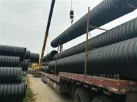 郑州500口径钢带波�纹管使用寿命/材质