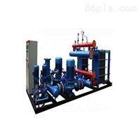 板式换热机组在蒸汽热力站方面的作用