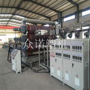 SJ系列塑料板材生产线
