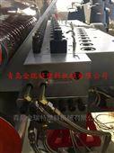 UV仿大理石石塑板材生产设备