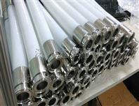 食品级316L快装硅胶软管的使用,硅胶钢丝管