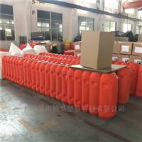 FT30*100*3水电站拦污浮筒悬浮式拦污排维护