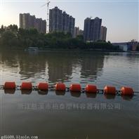 思茅水电站活动拦污浮排设计图纸
