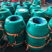 FT500*800*200定制海上输油管道浮筒抽沙船浮体