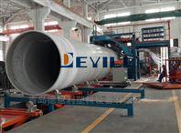 供应德意利玻璃钢管连续缠绕生产线