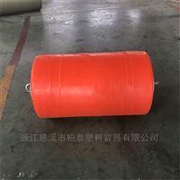 FT60*100*4新型锚链悬索拦污排塑料浮筒设施