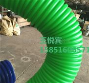 PE食品级新风系统双壁波纹管生产线设备