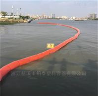 防紫外线塑料浮筒垃圾拦截浮排价格