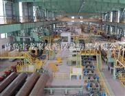 3pe擠出機生產線機械