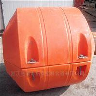 衢州疏浚抽沙管道浮体800*1000夹管浮筒