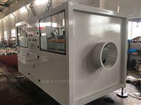 PE,PVC,MPP90-315管材四爪六爪橡胶块牵引机