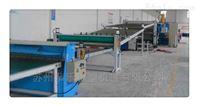 PVC石塑地板挤出机,PVC地板设备(图示)
