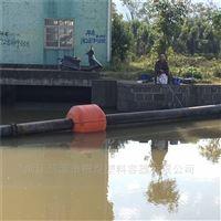 FT50*80供应水上管道载体夹水管抽沙清淤浮筒