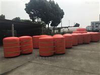 进口料拦污排漂1.2米抱箍聚乙烯浮体