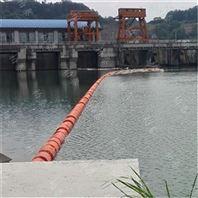 永胜水上漂流物拦截设备聚乙烯拦污漂批发