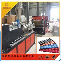 防腐隔热树脂瓦设备