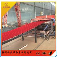 合成树脂瓦生产设备