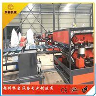 PVC塑料彩瓦、树脂瓦机器设备