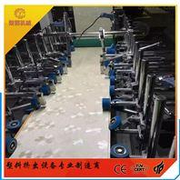 木塑墙板设备 PVC木塑护墙板生产线设备