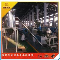 高效-PVC塑料造粒机