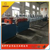 PVC石塑线条生产线