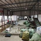 废旧HDPE瓶回收生产线 废品站塑料瓶清洗线
