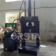 废旧大捆薄膜切胶机,液压机械农膜切割机