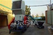 RG900-柯达塑料桶破碎机,HDPE桶再生破碎清洗机