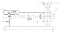 MFA69Y-P54 10V DN150 高压主安全阀(W)