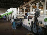 塑料再生造粒生产线普瑞废塑料回收造粒机