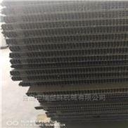 中瑞中空塑料建筑模板单螺杆板材挤出机设备