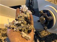 垃圾薄膜废旧PE薄膜造粒机-中塑机械研究院