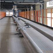 铜精矿粉管链输送机 煤粉输送管链机