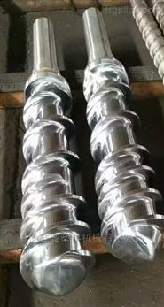 优质橡胶机螺杆机筒