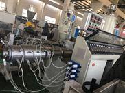 HDPE管材挤出生产线设备机器