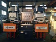 VC-100T-高精度抽真空硫化机_成品率高抽真空平板硫化机_订制大吨位真空硫化机