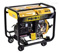 伊藤5000W柴油发电机