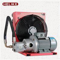 DXDL-8轴流风机散热器液压油换热器
