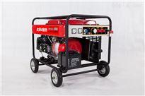 250A汽油发电电焊机体积