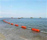 郑州河道拦污浮漂 圆柱体拦截水面垃圾浮筒