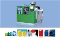 200L双环塑料桶吹塑机