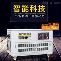 30千瓦全自動汽油發電機